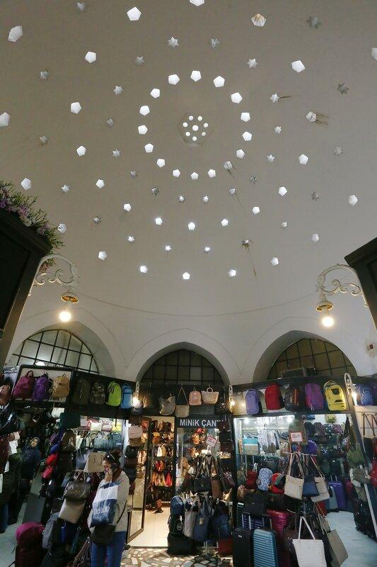 Istanbul. Mimar Sinan Market (Mimar Sinan Çarşısı)