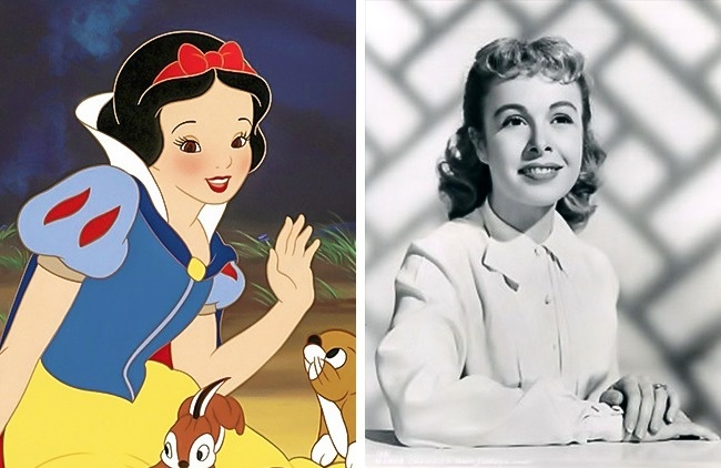 © Walt Disney/Everett Collection/EAST NEWS  © Wikipedia Commons  Актриса ихореограф Мар