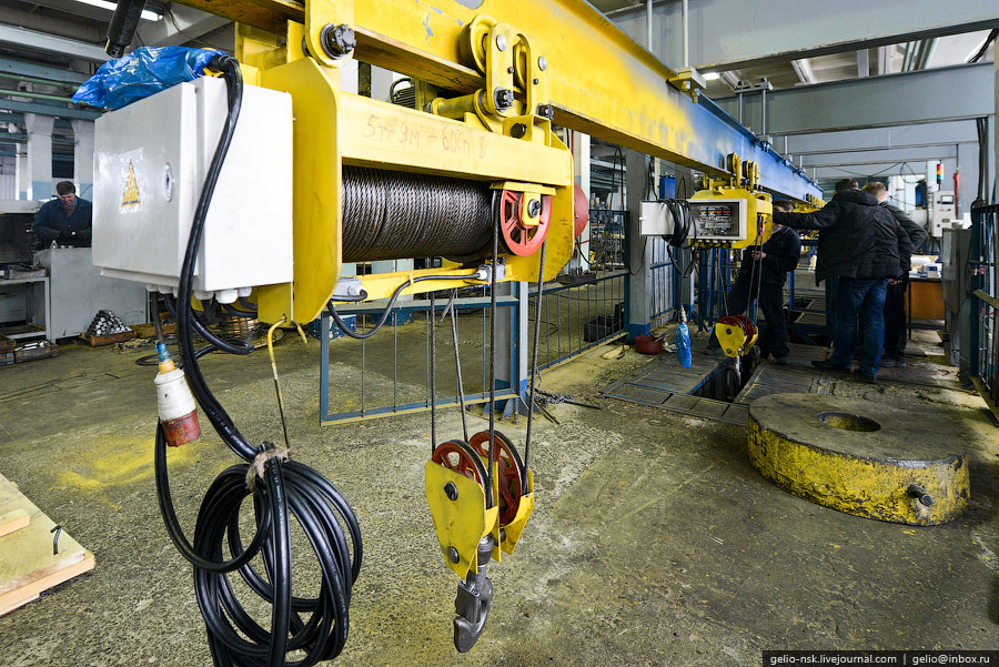 Алтайский завод прецизионных изделий (АЗПИ) Единственное предприятие в Восточной и Западной Сиб