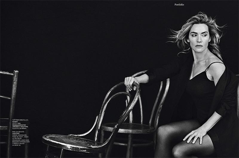 Кейт Уинслет в L'Express Styles