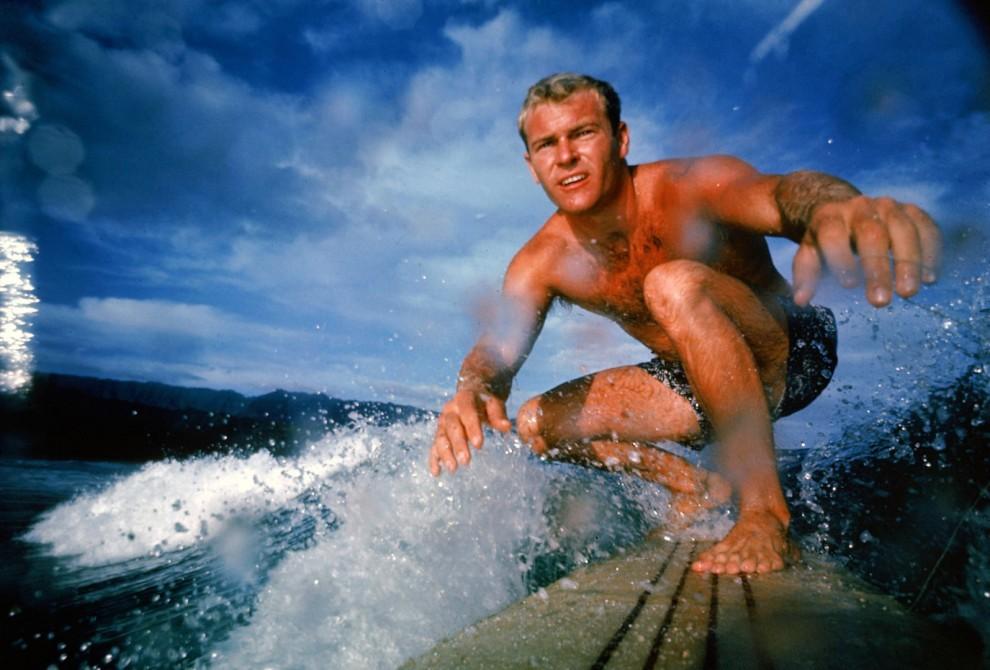 На заре увлечения сёрфингом: винтажные фотографии из 1963 года (12 фото)