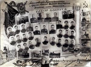 Ленинградское Краснознамённое Военно-инженерное училище им. Жданова. 1947