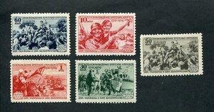 1940 Воссоединение Западной Украины с УССР и Западной Белоруссии с БССР