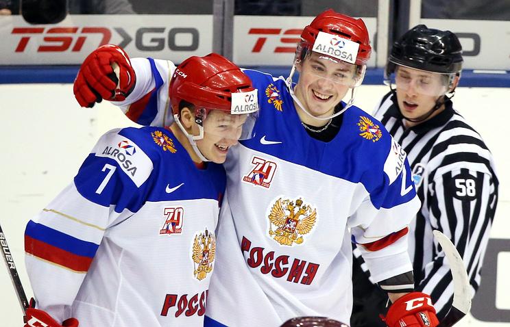 Нападающий «Салавата Юлаева» подписал договор склубом НХЛ «Филадельфия»