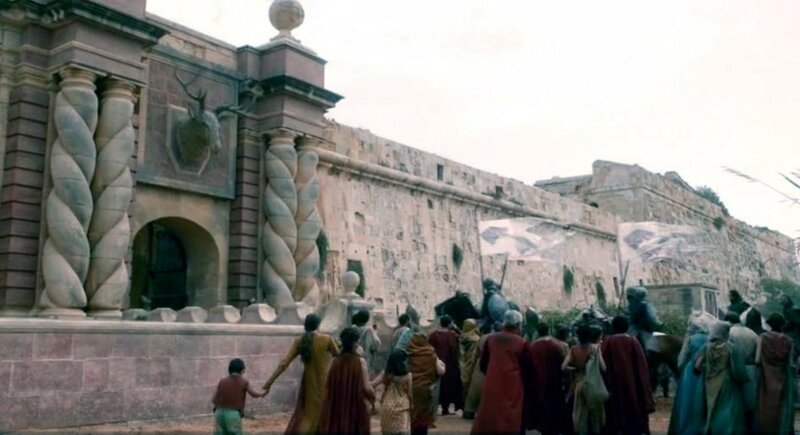 Ворота форта Рикасоли