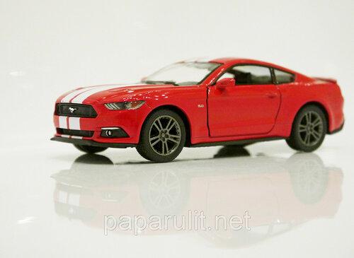 Kinsmart Ford Mustang GT 33.jpg