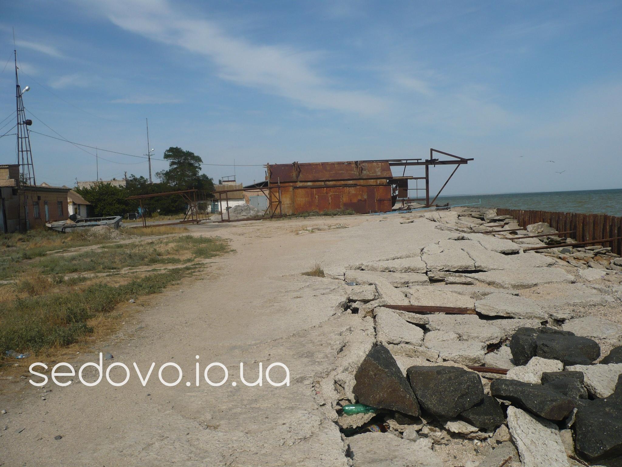 Седово центральный пляж за музеем фото