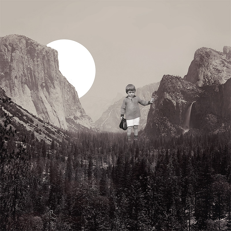 The Surreal Collages of Joseba Elorza