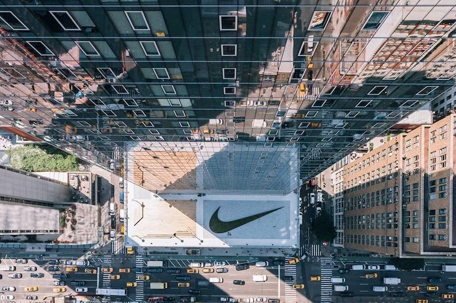 Dazzling Nike's New York Headquarters (5 pics)
