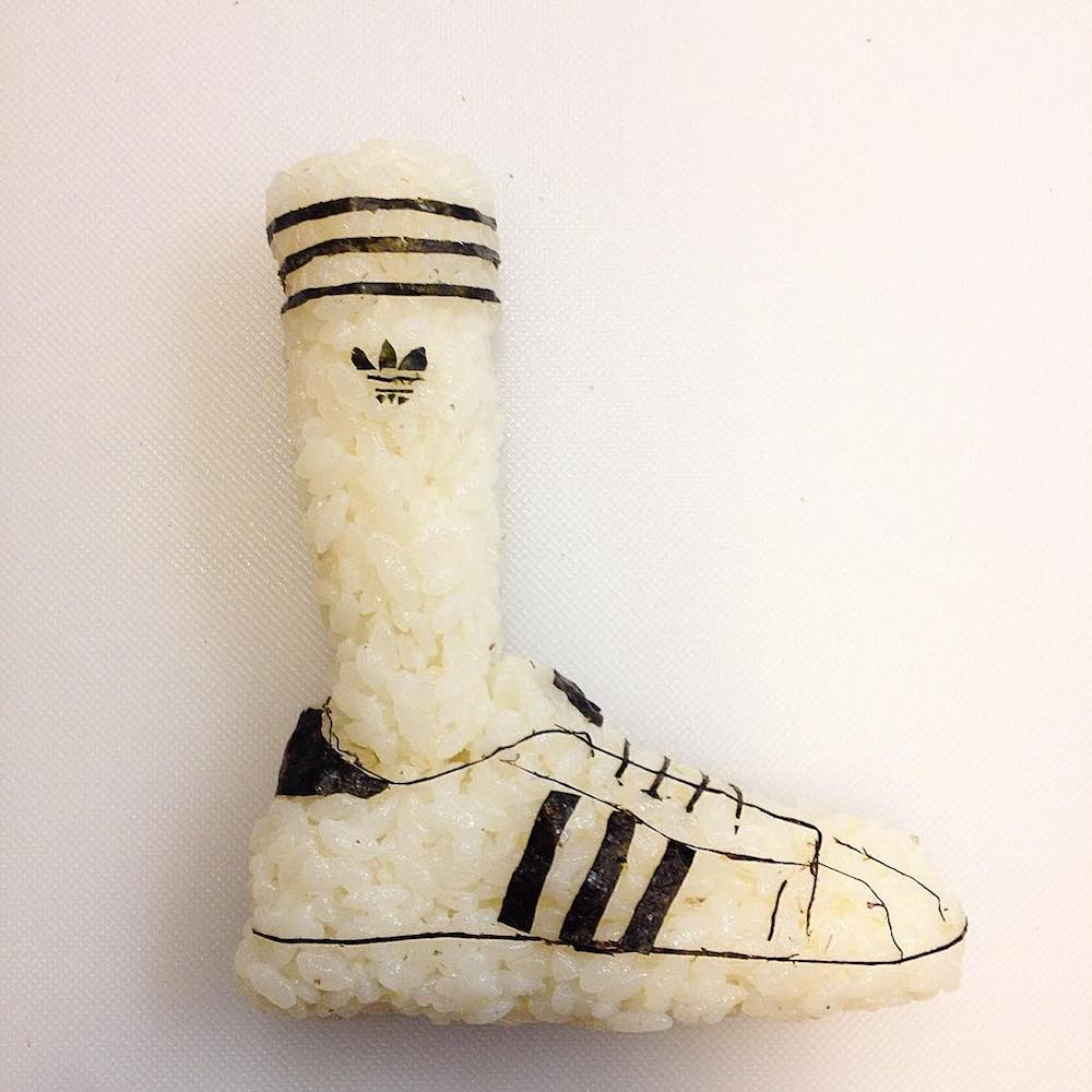 Edible Sneakers Mixing Sneakers and Sushi (6 pics)