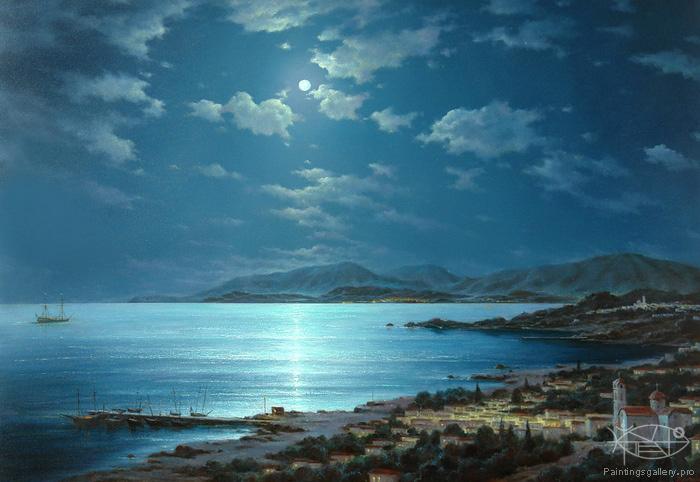 PaintingsGallery.  Dmitriew  George