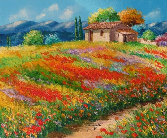 Beautiful Landscape Paintings