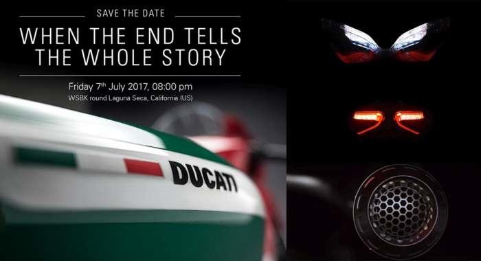 Технические характеристики Ducati 1299 R Final Edition 2017