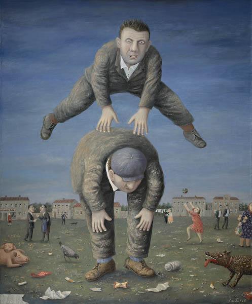 Владимир Любаров. Из «перпендикулярных» людей.