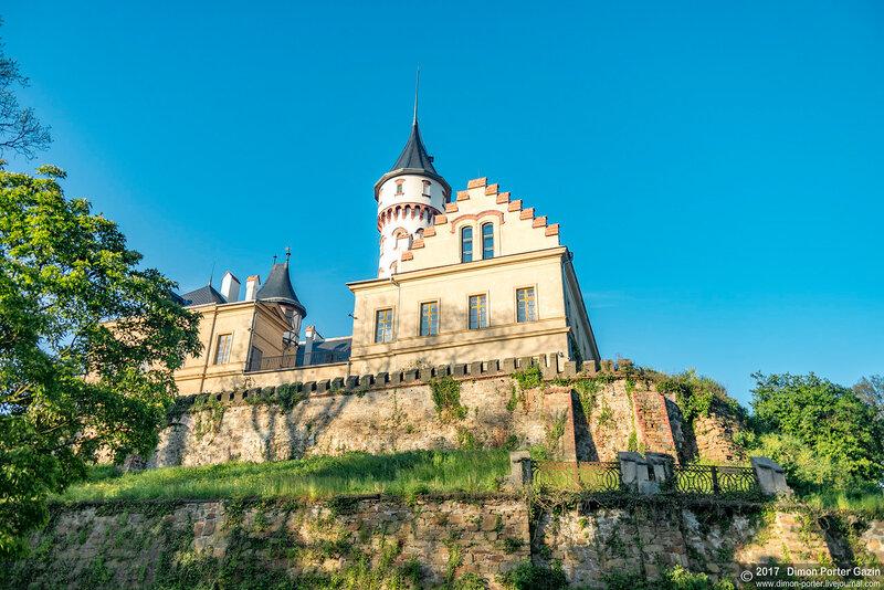 Чехия, Радуньский замок