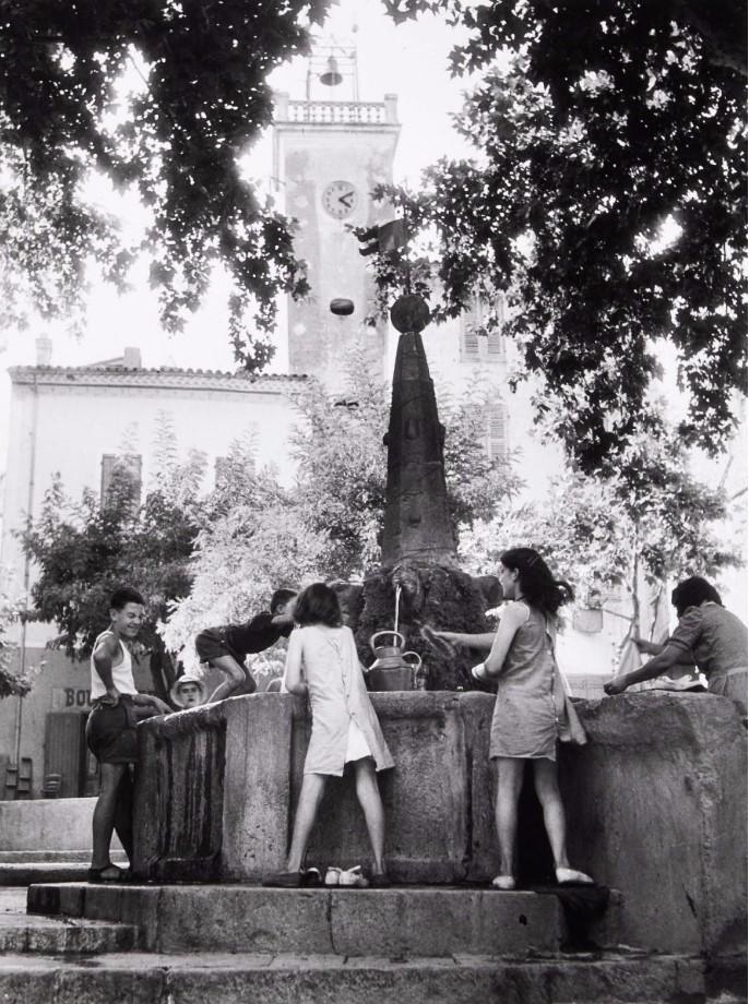 1964. Район Большой церкови Богоматери (Арль)