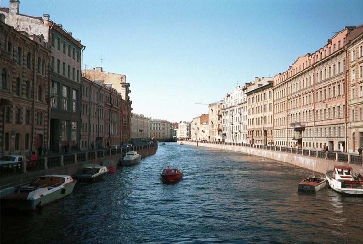 Грибоедовский канал