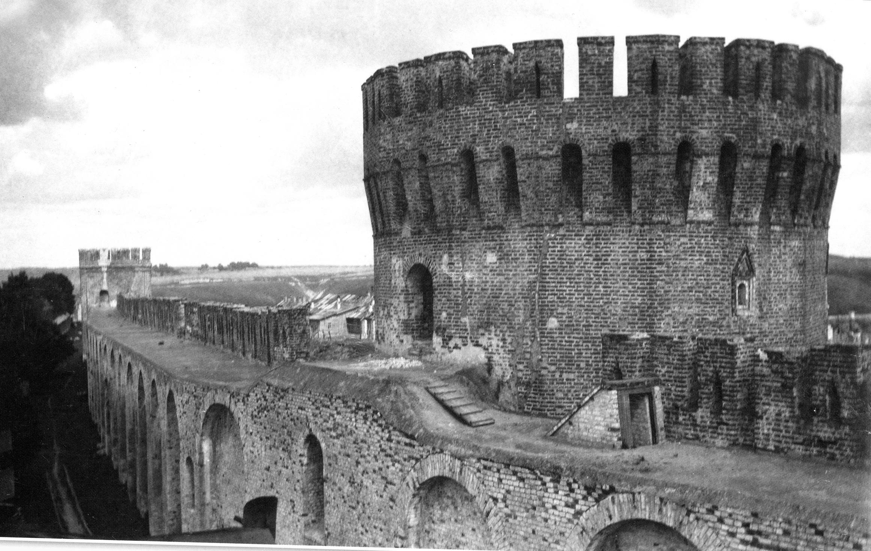 Долгочевская башня. 1909