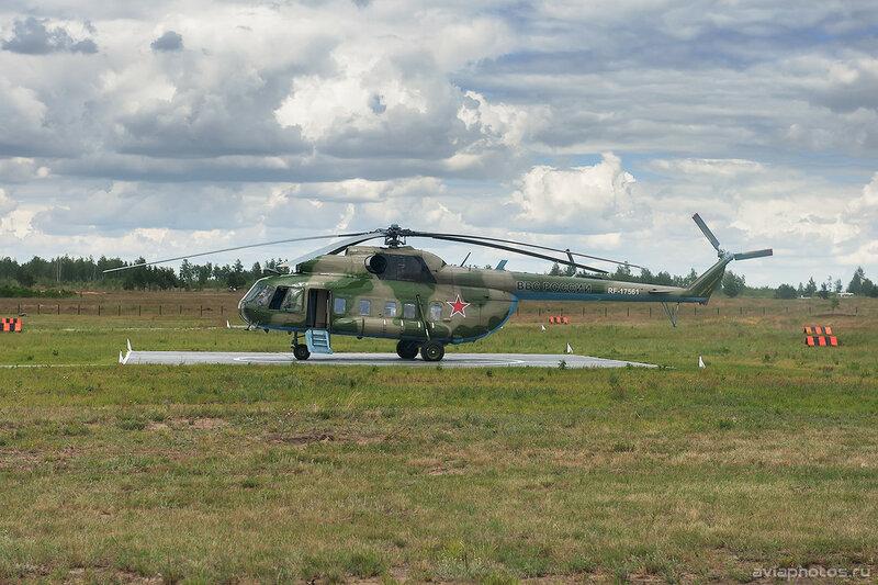 Миль Ми-8П (RF-17561) ВКС России 659_D702176
