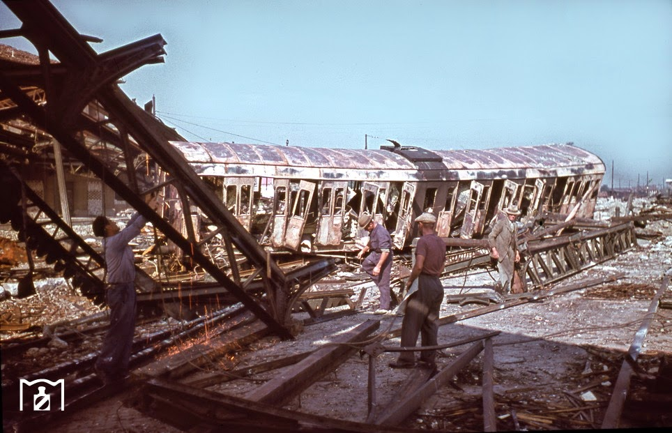 Cleanup in Florence Fresole station.jpg
