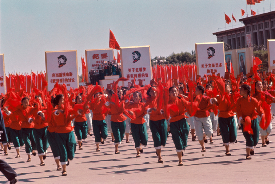 Photos of Red Guards, China 1966 (5).jpg