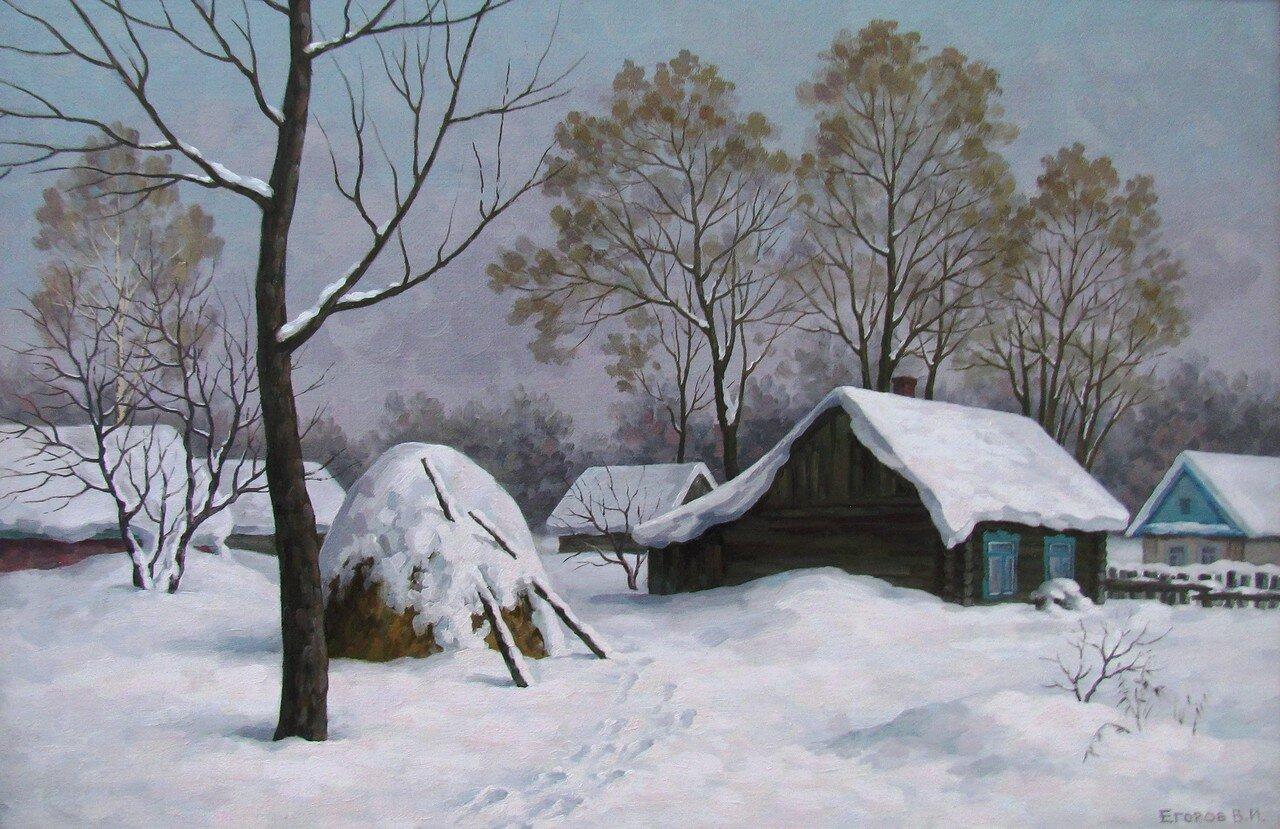 в.егоров. белое покрывало зимы.jpg