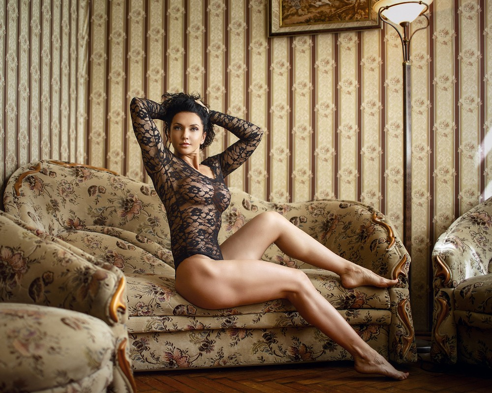 Снимки в стиле «Ню» Сергея Сорокина