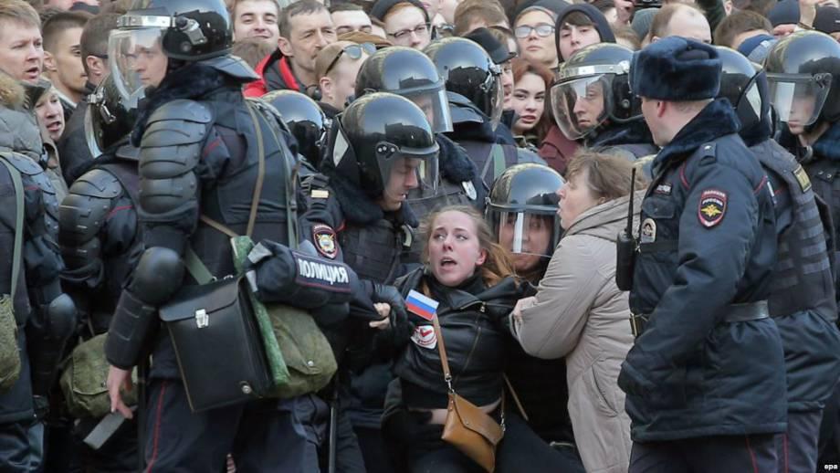 В России еще одного активиста арестовали по делу протестов 26 марта