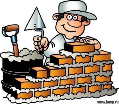День строителя! Строим из кирпича