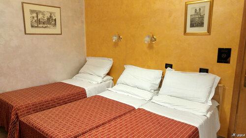 Рим, Hotel Espana 3*