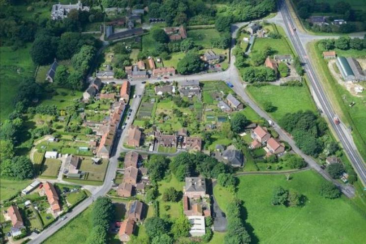 ВВеликобритании инвестиционная компания купила целую деревню