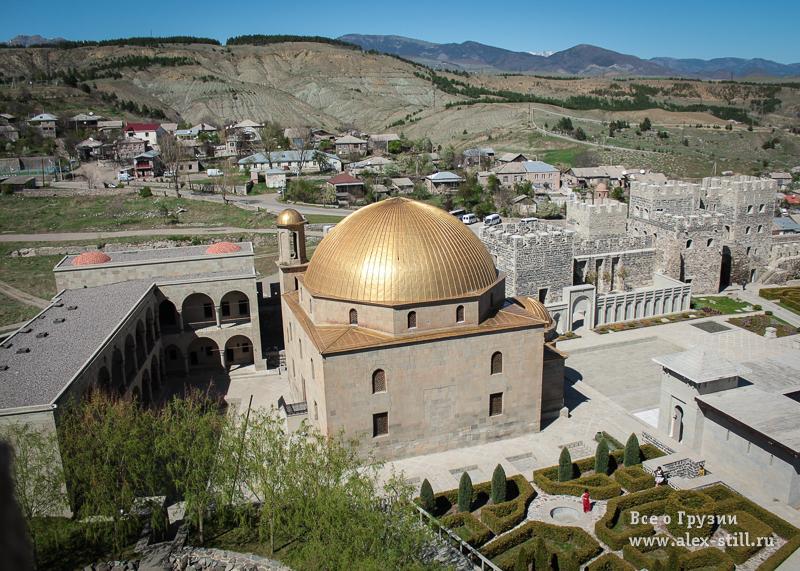 Мечеть в Ахалцихе