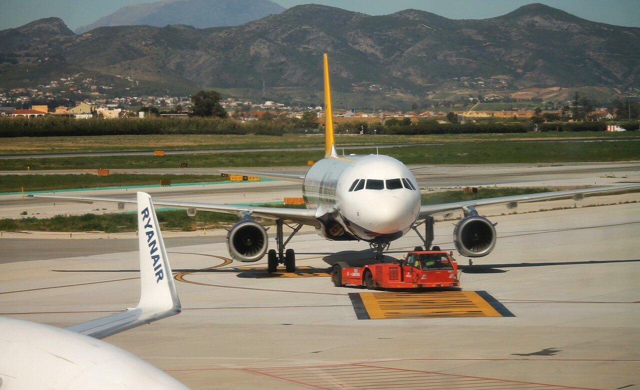Airport Malaga-Costa del Sol.