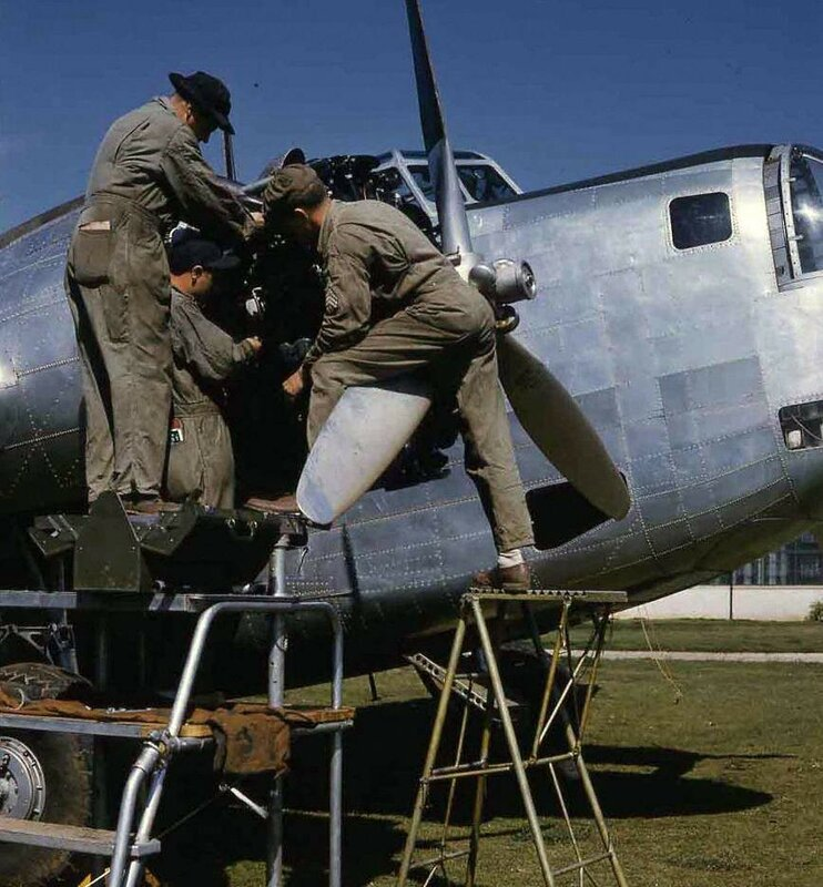 Barksdale Air Force Base (Barksdale Field) - 1942 - LIFE