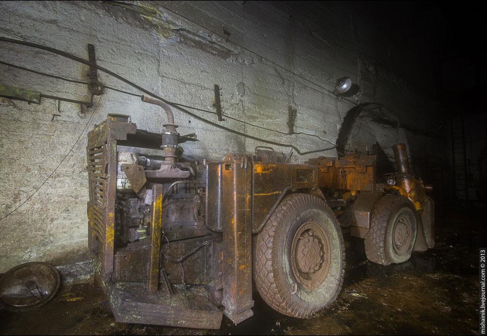 Помещение токарно-сверлильных станков: