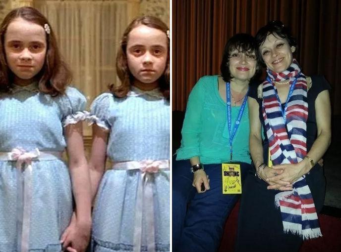 Луиз и Лиза Барнс — «Сияние» После дебюта в культовом фильме 11-летние сестры надеялись продолжить а