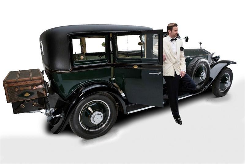 Первоначально заказав свой Pahntom I в 1928 году, Астер отправил автомобиль фирме Inskip в Нью-Йорк