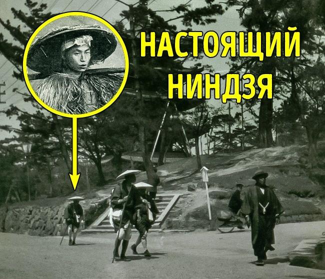 © wikimedia  © wikimedia  Основным оружием ниндзя был шпионаж, поэтому они неодевались