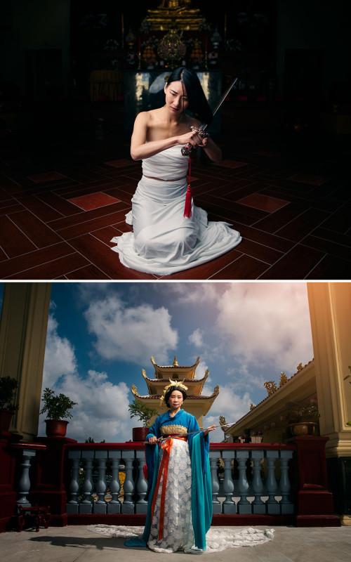 И жили долго и счастливо: американский фотограф показал повзрослевших диснеевских принцесс (6 фото)