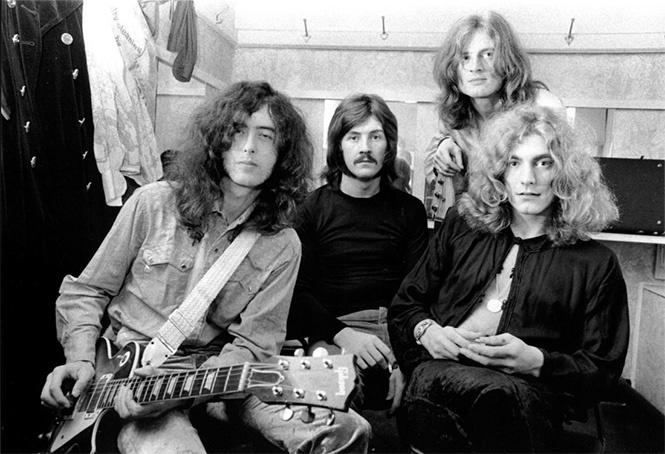Led Zeppelin Название культового коллектива имеет довольно интересную историю. Оно возникло в итоге