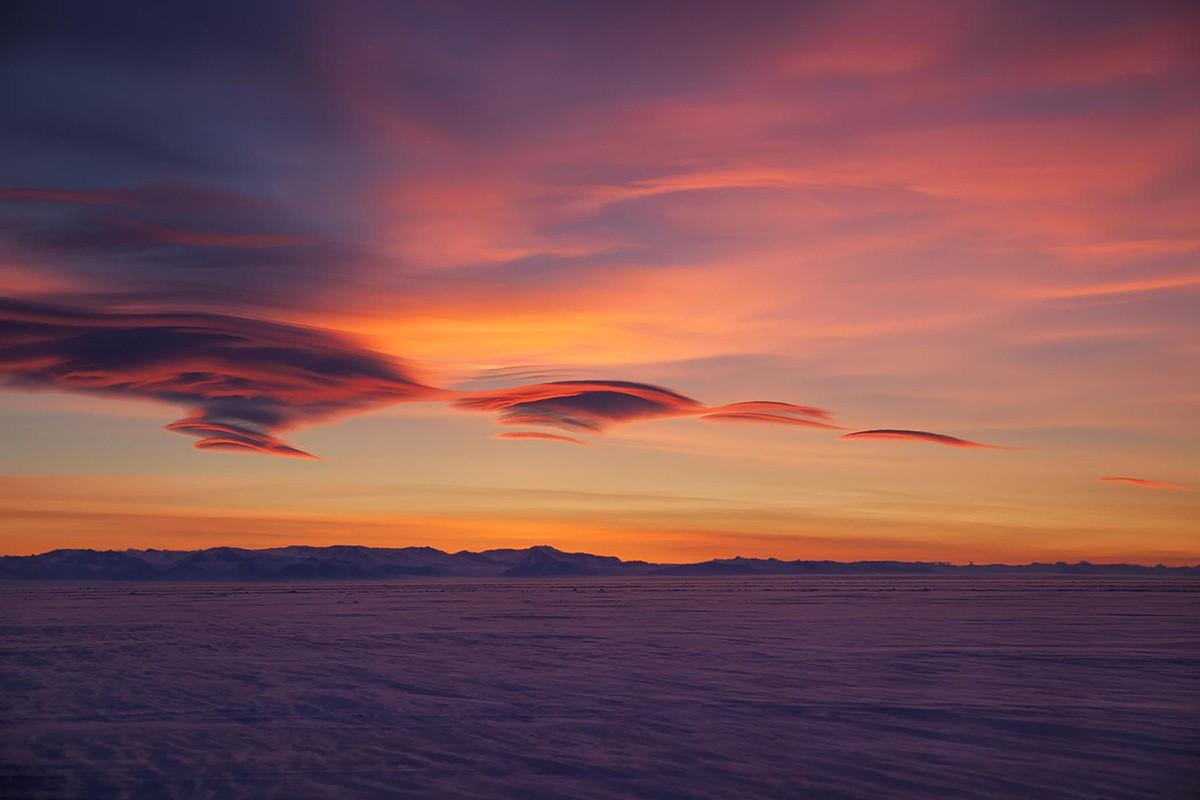 20. Космические облака
