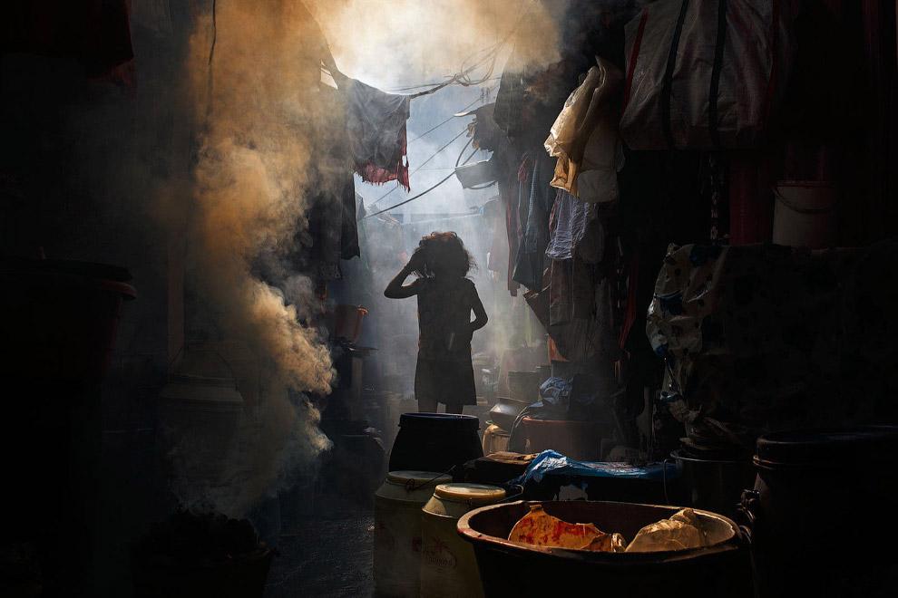 8. Незнакомец в Лозанне, Швейцария. (Фото Michael Gabriele):