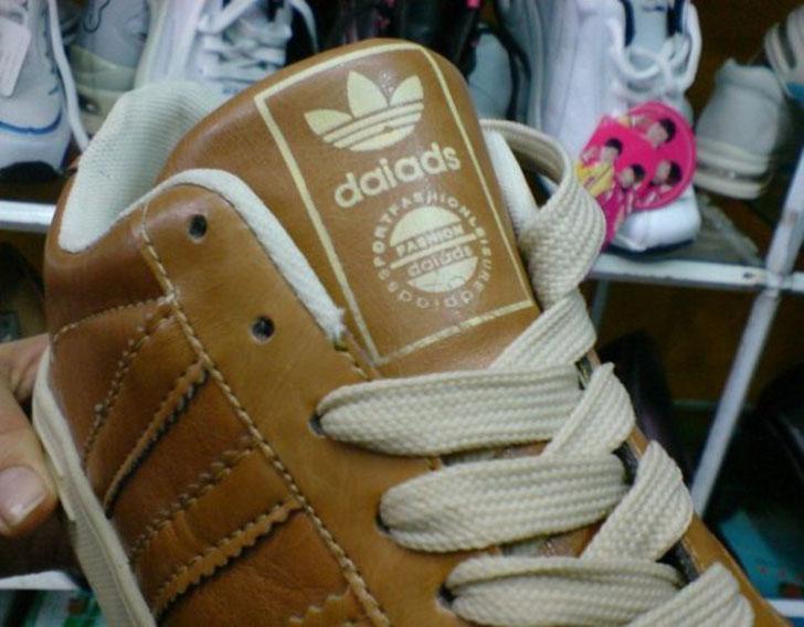 Адские кроссовки «Даиадс».