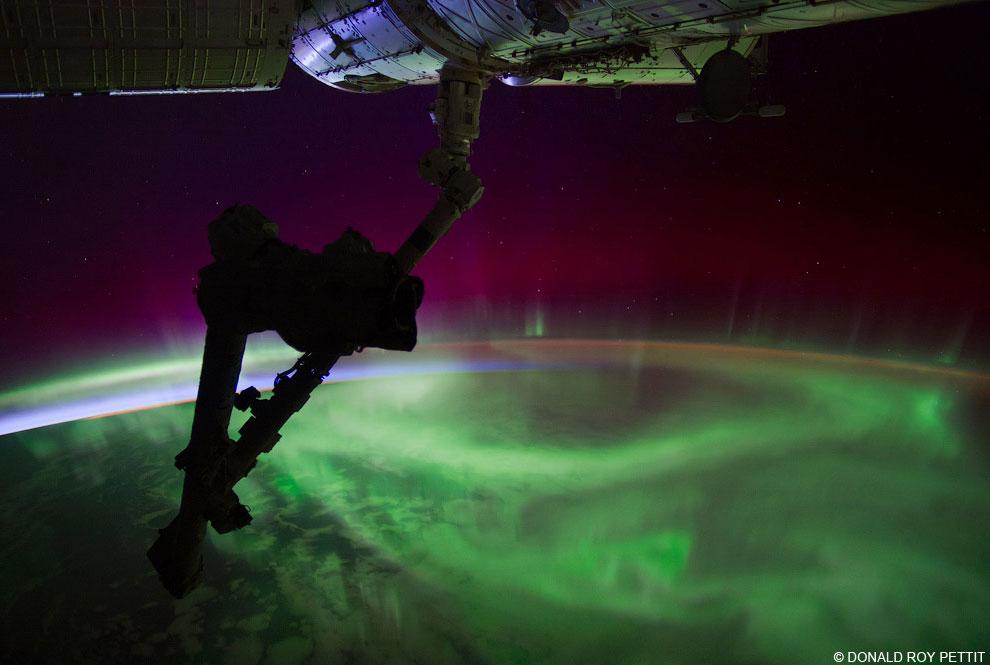 Космическая фотография — наука или творчество, творчество или наука? Мне кажется, работы Дональ