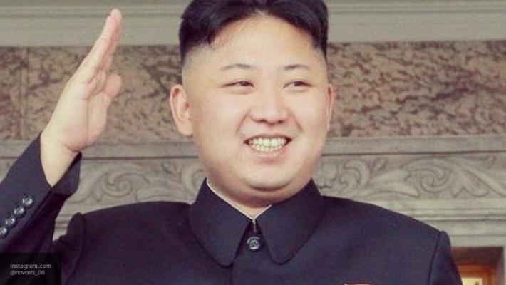 Ким Чен Ынназвал действия США вСирии «неразумным актом вторжения»