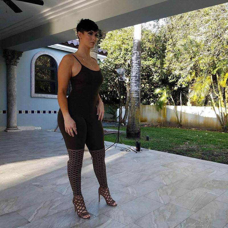 Инстаграм-модель Захра Элис