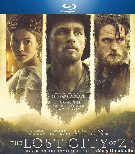 Затерянный город Z / The Lost City of Z (2016/BDRip/HDRip)