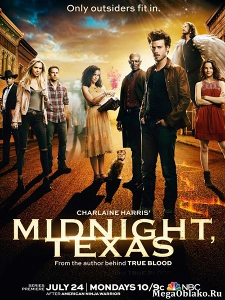 Миднайт, Техас / Midnight, Texas - Полный 1 сезон [2017, WEB-DLRip | WEB-DL 1080p] (LostFilm)