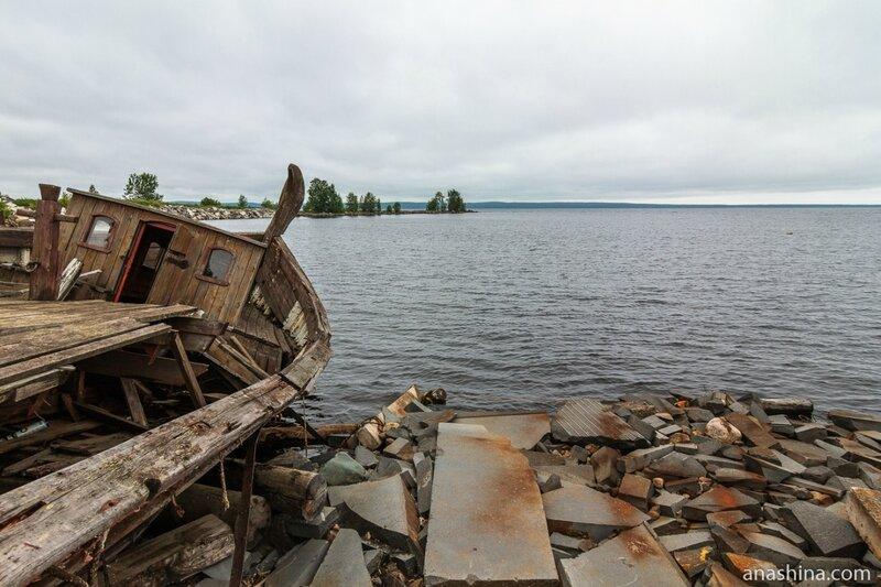 Онежское озеро, Петрозаводская губа