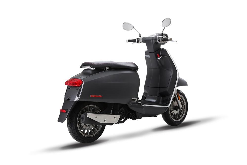 Скутеры Lambretta V-Special